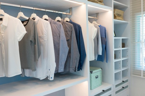 Tips on Building a Walk-in Wardrobe in Your BTO